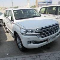 Toyota Land Cruiser Gxr V8 2018 Auto New Car For Sale Suv Al