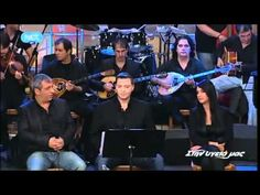 mi mou lete gi auti - adamantidis , makropoulos , tasou Greek Music, Concert, Youtube, Concerts, Youtubers, Youtube Movies