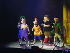 Phineas and Ferb, Best Live Tour Ever