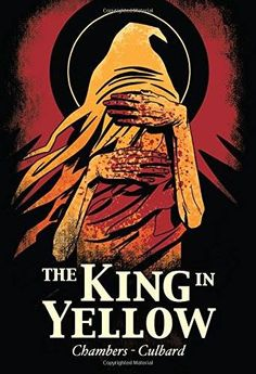 King in Yellow graphic novel