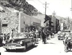 Everybody loves a parade - circa 1950s