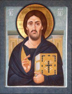 Saviour Icon Sinai VI century