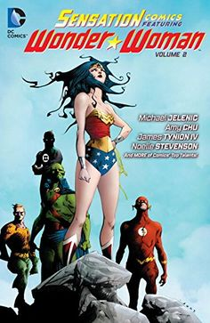 DC Comics Sensation Comics Featuring: Wonder Woman Jae Lee Cover *The photo(s) featured in this listing are stock images of the item(s) being Dc Comics, Heros Comics, Dc Heroes, Free Comics, Comic Book Characters, Comic Book Heroes, Comic Character, Superhero Characters, Character Design