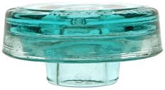 Glass Insulators, Old And New, Insulation, Aqua, Rest, Auction, Box, Vintage, Water