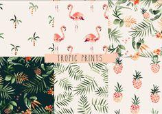 tropical pattern에 대한 이미지 검색결과