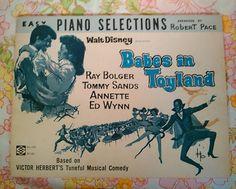 Walt Disney Presents Babes in Toyland  Robert Pace by HazelCatkins