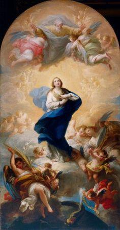 La inmaculada concepcion