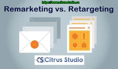 Learn the difference between retargeting & remarketing and how they work explained by online marketers in Mississauga. Social Media Marketing, Digital Marketing, Google Ads, Web Design, Advertising, Website Designs, Site Design