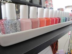 want every color. essie.