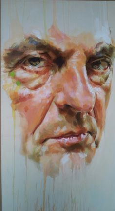 Dutch actor Huub Stapel by Suzan Schuttelaar Painting People, Figure Painting, Painting & Drawing, Painting Lessons, Pastel Portraits, Watercolor Portraits, Girl Watercolor, Figurative Kunst, Portrait Art