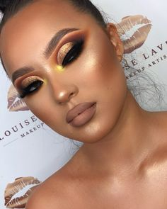 Read information on eye makeup trends Flawless Makeup, Glam Makeup, Gorgeous Makeup, Pretty Makeup, Awesome Makeup, Makeup Geek, Fox Makeup, Alien Makeup, Rave Makeup