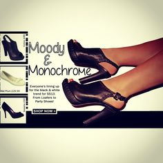 Moody for monochrome @kindredsole #style #fashion #shoes