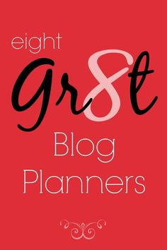 Blog Planners: Free, Paid, Paper and Digital | 365(ish) Days of Pinterest