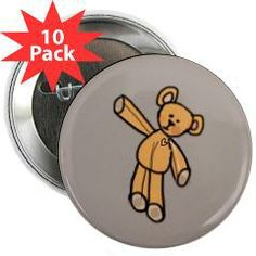 "Cuddle 2.25"" Button (10 Pack)> baby> HAPPINESS RUSH"