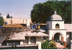 [Women's Transitional Living Center] Mission: For victims of domestic violence. Builder Captain: Stonegate Roofing/ Lifetile. Project Value: $40,000/ In-kind donations of $40,000 Work Performed: Re-roof to preserve existing shelter. Groundbreaking: July 1, 1993 Dedication: September 1993 Beds Preserved: 45