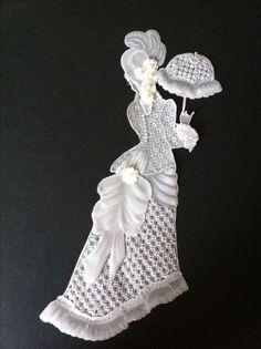 Réalisez de belles créations grâce au : Pergamano, Parchment Craft, Dentelle de Papier.