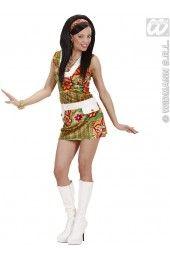 Velvet 60S Mod Girl Costume