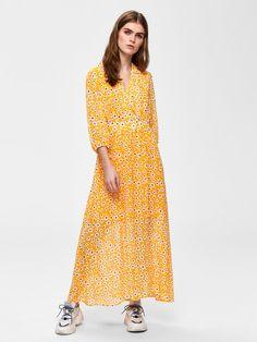 6fb154f5ccee39 10 meest inspirerende afbeeldingen over Bedrukte jurken in 2019 ...
