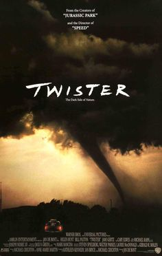 Twister (1996) Original One Sheet Movie Poster