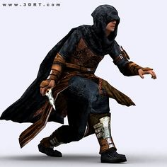 Elevate your workflow with the Thief Fantasy Character asset from Find this & other Humanoids options on the Unity Asset Store. Inspiration Drawing, Fantasy Inspiration, Character Inspiration, Character Concept, Character Art, Character Design, 3d Fantasy, Medieval Fantasy, Dnd Characters