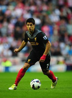 Luis Suarez- This man just needs to leave Liverpool he's such a goldigger. It disgusts me. TRAITORS NOT WELCOME