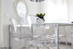 Transparent Igloo chair <3 - Home White Home -blog