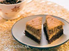 Perníkové rezy Desserts, Food, Basket, Tailgate Desserts, Deserts, Essen, Postres, Meals, Dessert
