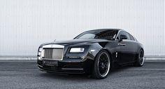 Hamann Rolls-Royce Wraith