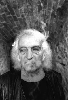 Ferdinando Scianna Mario Giacomelli, fotografo italiano a Sinigaglia.