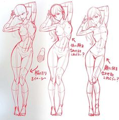 Easy anime sketches whole body drawing art. Drawing Practice, Drawing Lessons, Drawing Techniques, Anatomy Reference, Drawing Reference, Body Reference, Female Reference, Reference Book, Drawing Base