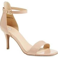 nude dress sandals - Google Search