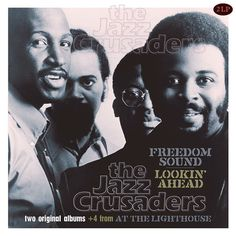 The Jazz Crusaders - Freedom Sound/Lookin' Ahead on 180g Import 2LP