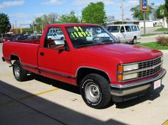 Cheap Chevrolet 1500 '91 For Sale in Iowa — $1850