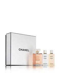 CHANEL COCO MADEMOISELLE Gift Set - COCO MADEMOISELLE - Beauty - Macy's $135