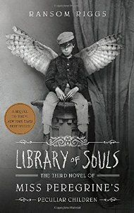 Library of Souls book by Ransom Riggs
