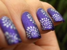 The Dutch Nail Blog: Catrice Forget-Me-Not Mattified!