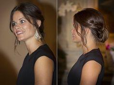 Prince Carl Philip and Princess Sofia visit Varmland - Dinner - Day 1, Aug 26, 2015.