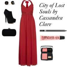 clary city of lost souls costume