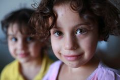 Stories from Syria - Meet Ahmed and Selma.