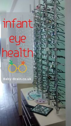 Infant eye health: when should your toddler or child have their eyes tested?