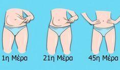 Αποκτήστε επίπεδη κοιλιά και λεπτή μέση χωρίς καν να σηκωθείτε από την καρέκλα σας, με ΑΥΤΕΣ τις 7 θαυματουργές ασκήσεις! - Daddy-Cool.gr