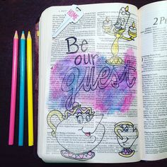 """1 Peter 4:9 """"Show hospitality to one another without grumbling."""" I just love…"""