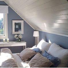 Спальная Sweet Dreams My Love, Loft, Attic, Furniture, Bedrooms, Home Decor, Bedroom, Lofts, Homemade Home Decor