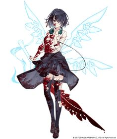 View an image titled 'Alice, Alternative Blood Job Art' in our SINoALICE art gallery featuring official character designs, concept art, and promo pictures. Female Character Design, Character Design Inspiration, Character Design, Character Art, Art Girl, Anime Warrior, Art, Character Modeling, Anime Character Design