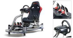 VisionRacer D-Box VR3 Racing Simulator