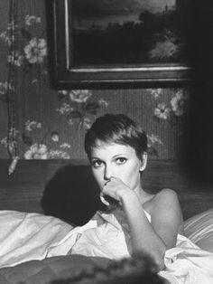 Mia Farrow <3
