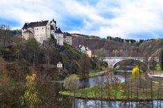 Loket Castle, Czech Castles