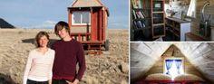 Vivir con lo mínimo indispensable: la pequeña casa de Christopher y Merete   La Bioguía