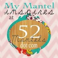 52 Mantels... Emily decorated her mantel every week for a year... great ideas!