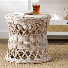 Beachcrest Home Autumn Bay End Table Finish: Natural White Wash